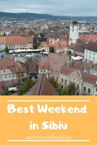 Sibiu Travel weekend