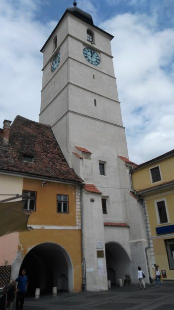 The Council Tower, Sibiu