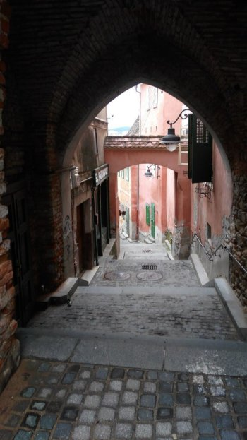 The Goldsmiths' Passage