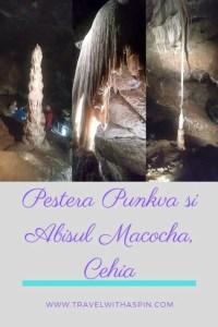 pestera macocha și abisul macocha cehia