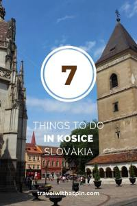 Top 7 things to do in Kosice Slovakia