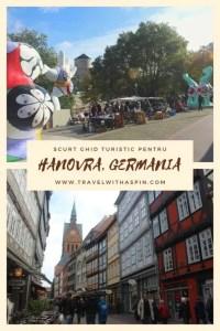 scurt ghid turistic pentru hanovra germania