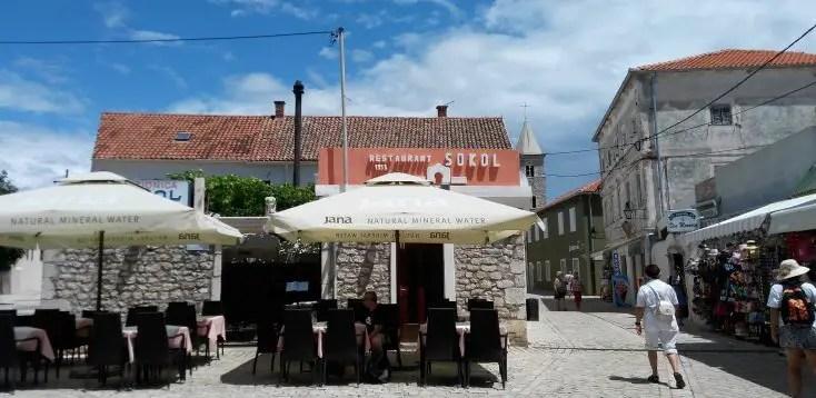 Restaurant Sokol, Croatia