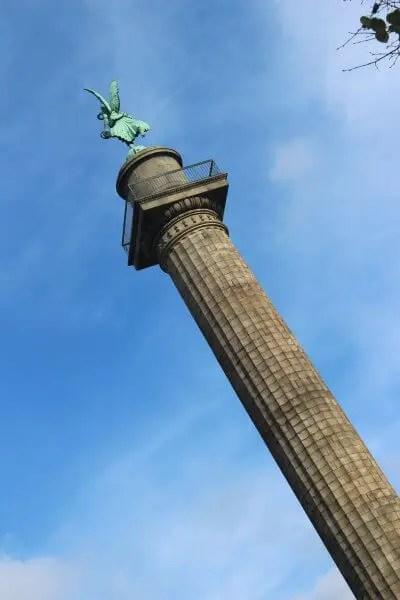 The Waterloo column, Hanovra, Germany