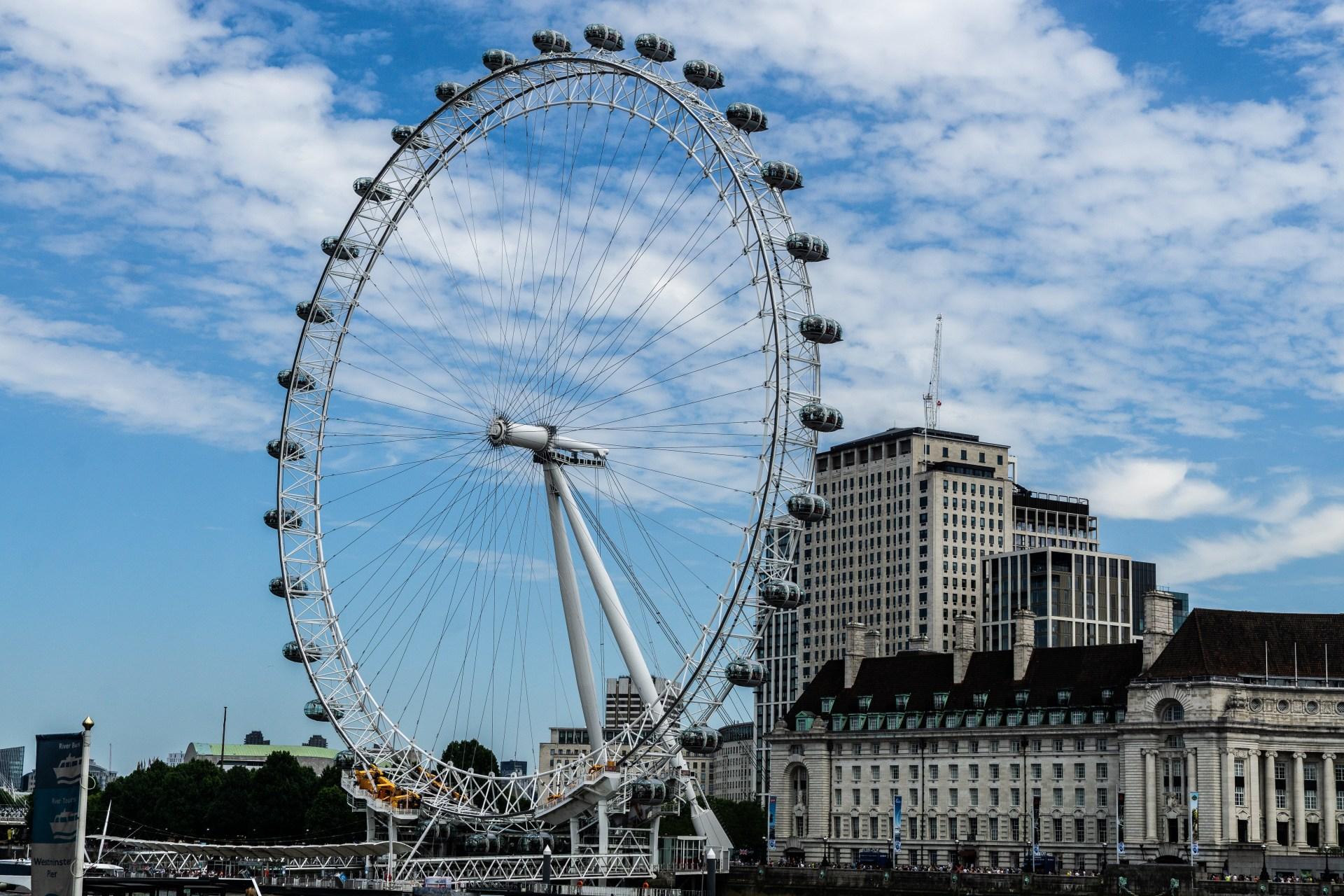 Londen Eye, hoe maak je jouw stedentrip een succes?