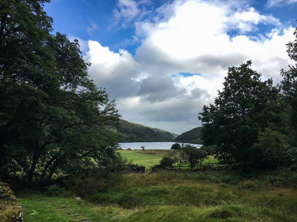 Trefriw wandelingen van Wales