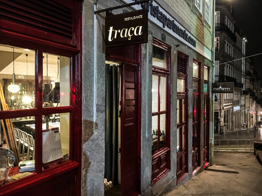 Traca restaurant Port