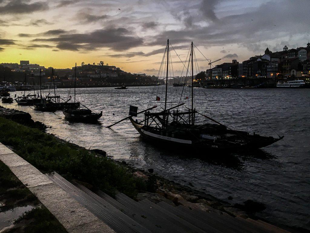 uitzicht Douro Porto
