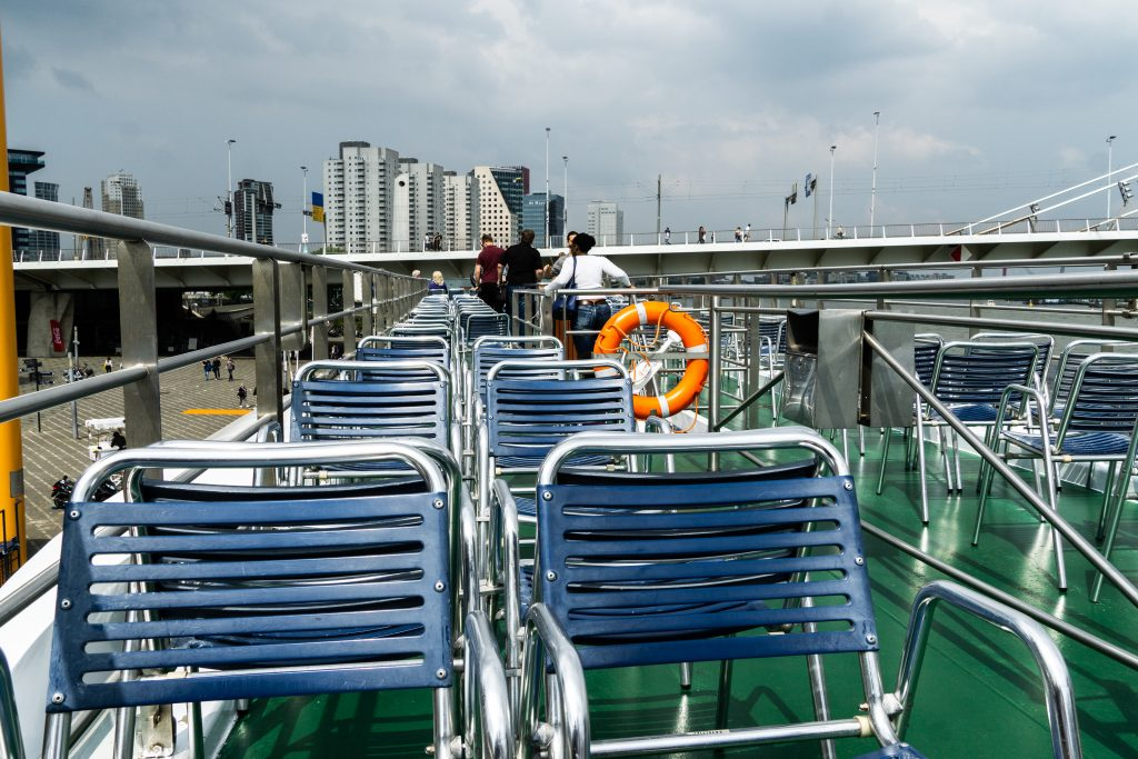 Spido Rotterdam, rondvaartboot