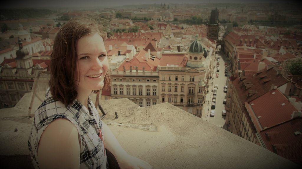 Praag, Uitzicht stad
