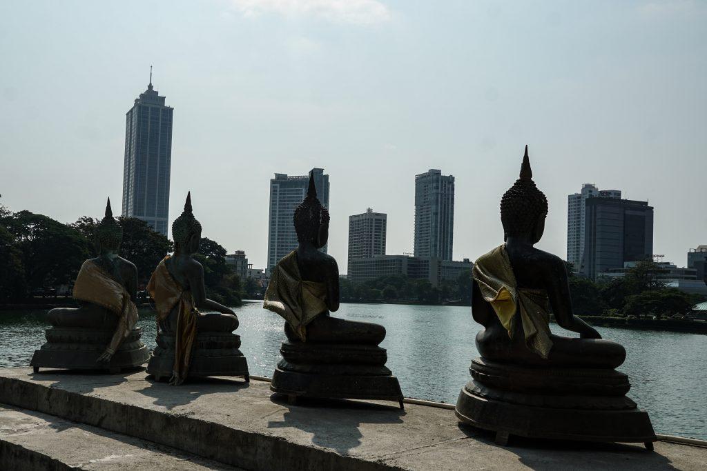 Colombo, Sri Lanka, Seema Malayka
