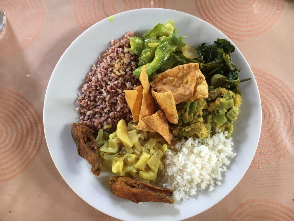 Curry, eten en drinken, Sri Lanka