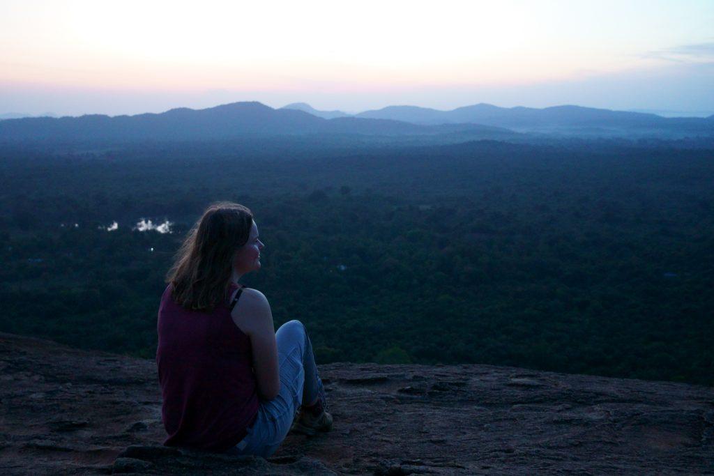 Pidurangala Rock, zonsopkomst