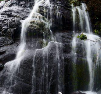 Wandeling naar Baker's Falls