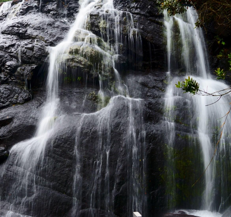 Wandeling naar Baker's Falls en tips voor reisfotografie