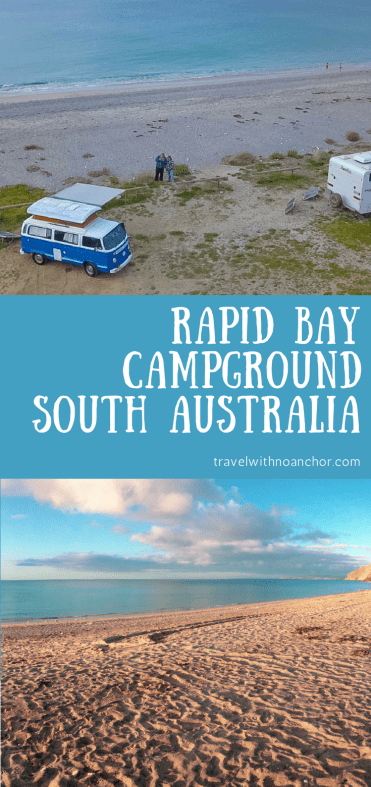 Rapid Bay Camping Review, Fleurieu Peninsula, South Australia #rapidbay #campground #southaustralia #camping #vw