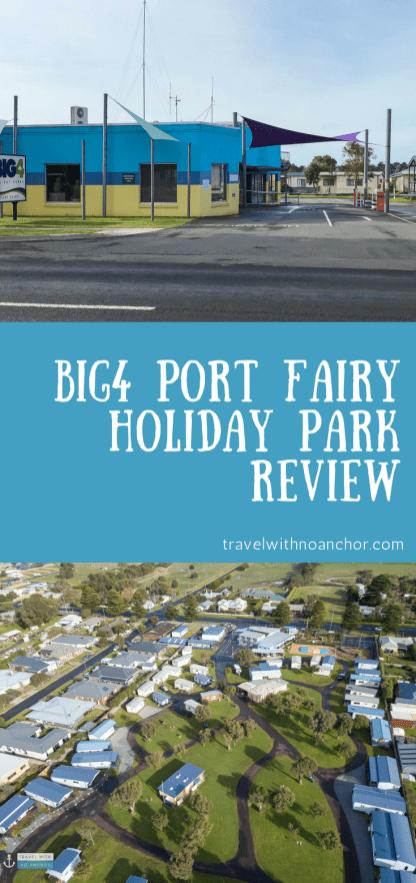 Big4 Port Fairy Holiday Park Review #portfairy #holidaypark #camping #review