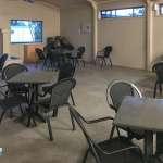 Camp Kitchen Seating Area at Big4 Naracoorte Holiday Park