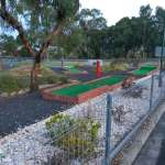 Mini Golf at Big4 Naracoorte Holiday Park