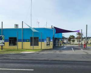 Port Fairy Big 4 Holiday Park - Entrance