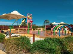 Big4 West Beach Holiday Park - waterpark