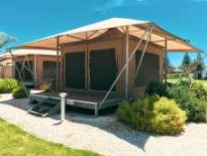 Eco Tents at Big4 West Beach