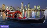 Gondola on the Swan ride, Perth