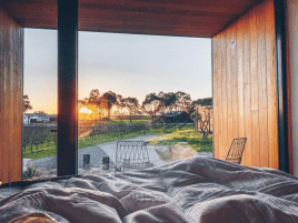 The Vineyard Retreat Escapods, McLaren Vale Experience