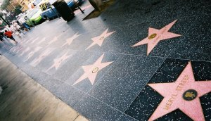 Hollywood walk of Fame credit: LA Weekly
