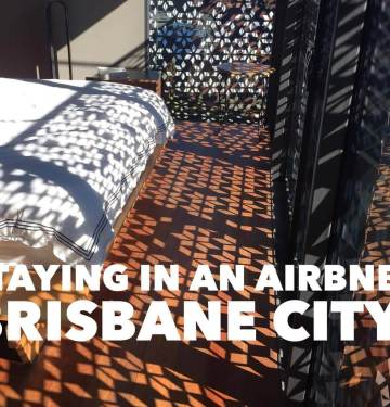 Unique Brisbane City Airbnb