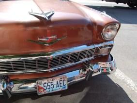 Auto d'epoca in Maine