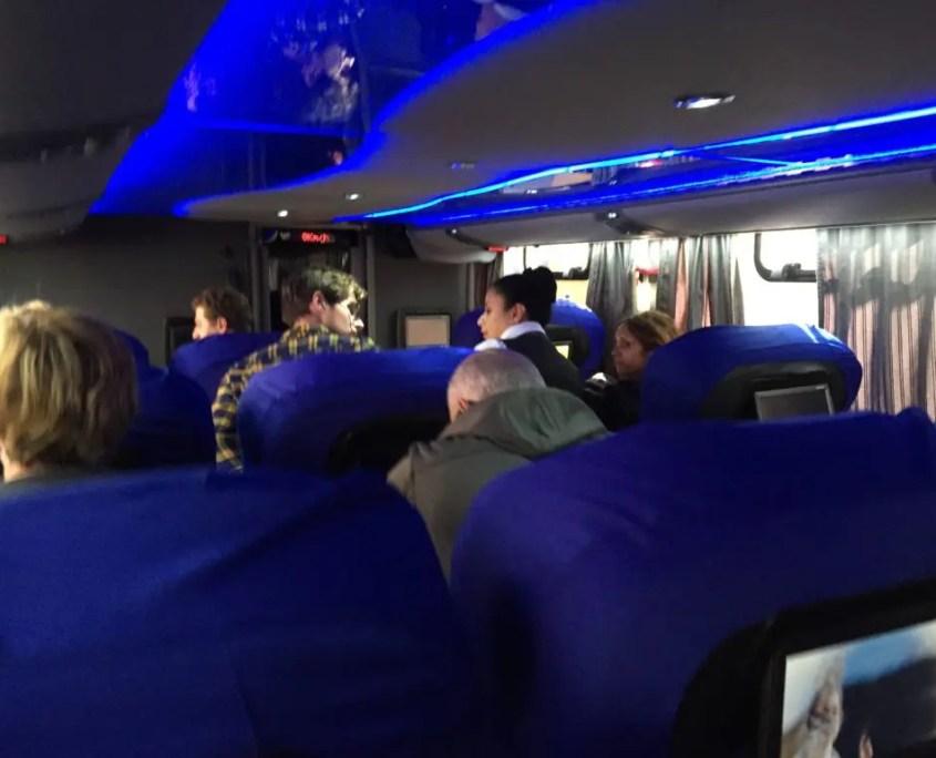 Autobus Cruz del Sur