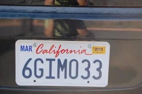 Targa California