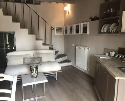 camera prenotata con Booking a Monticchiello