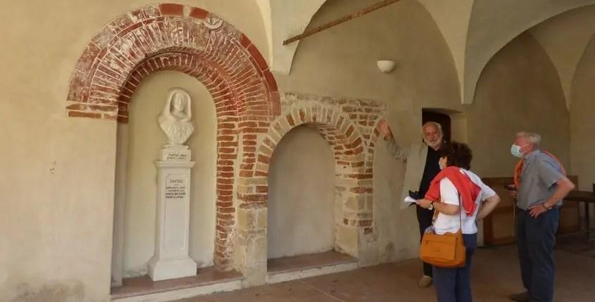 Convento di Campese interno