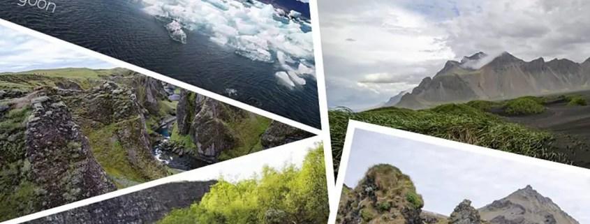 cartoline dall'Islanda