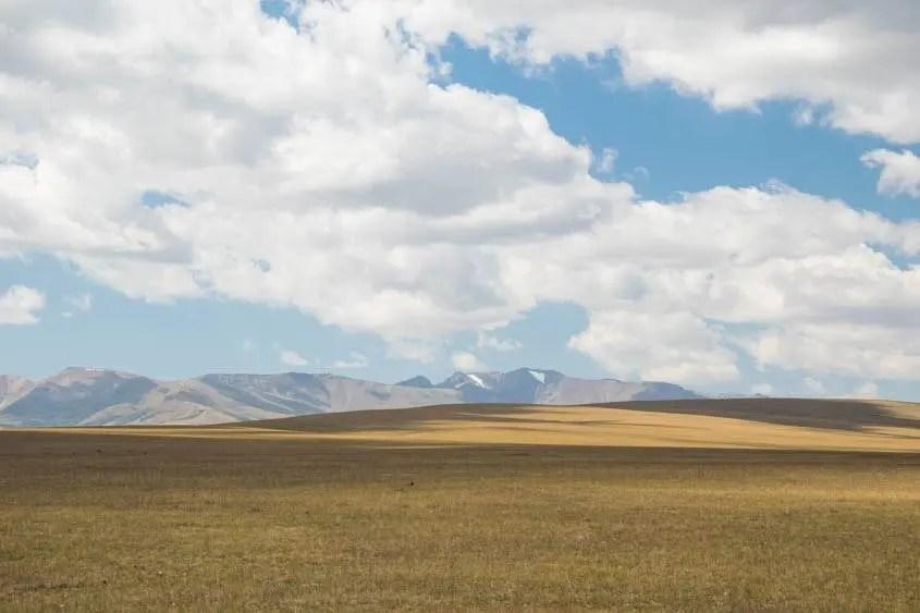 Kirghizistan song kol