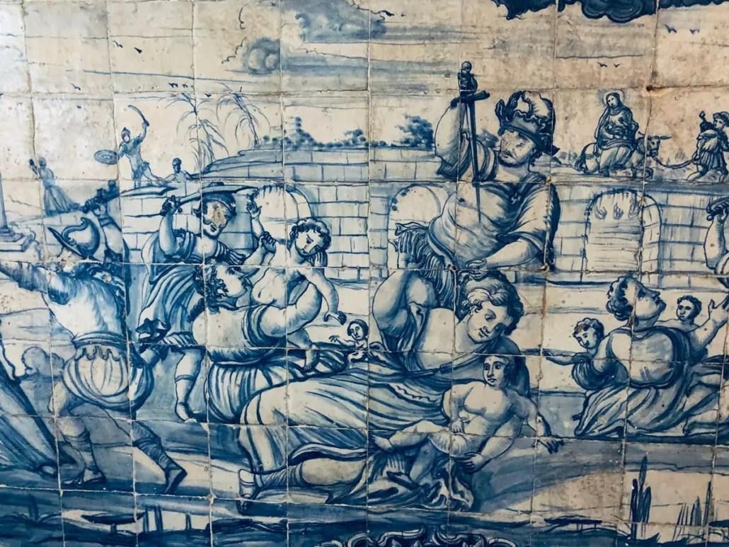 Lisbona azulejos