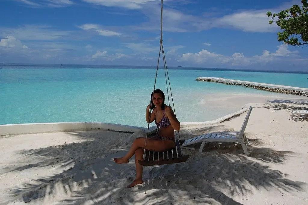 relax alle Maldive