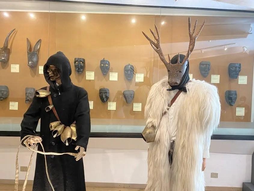 maschere carnevalesche in Sardegna