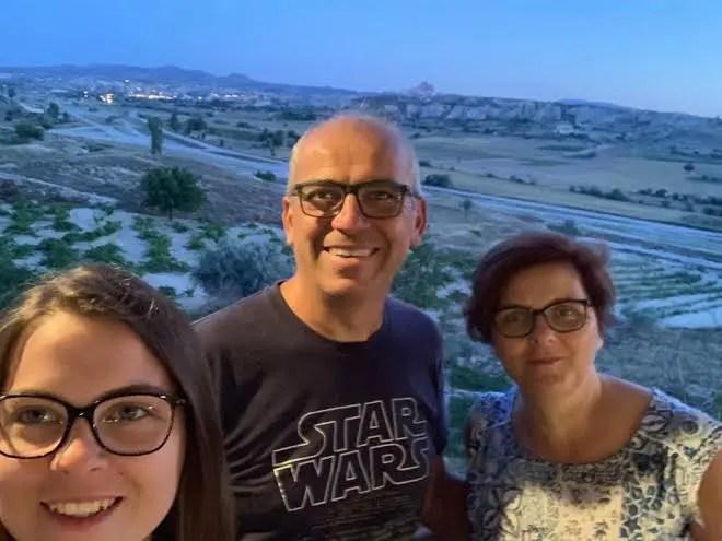 Monica e la sua famiglia