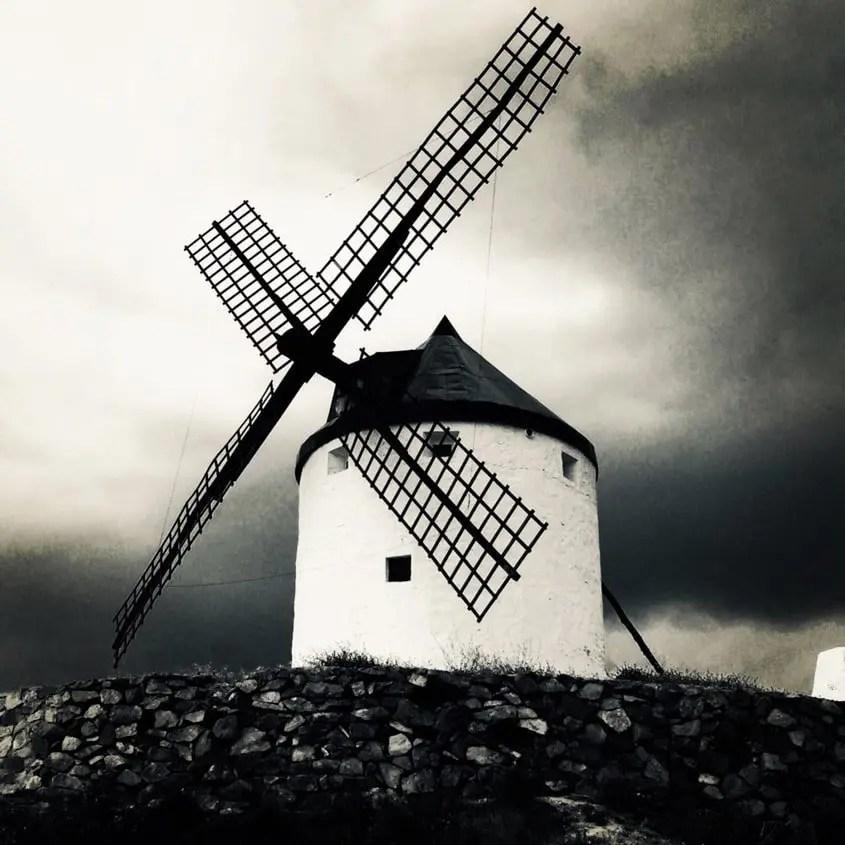 Mulini a vento di Consuegra