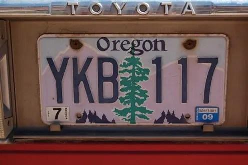Targa Oregon