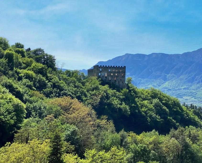 Rovine di Castel Kaldiff