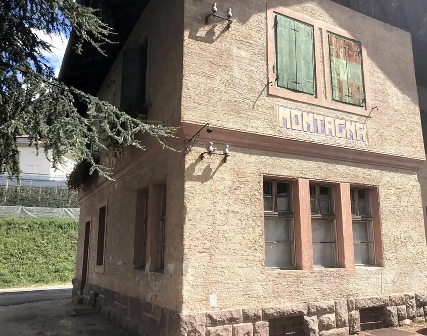 Stazione di Montagna