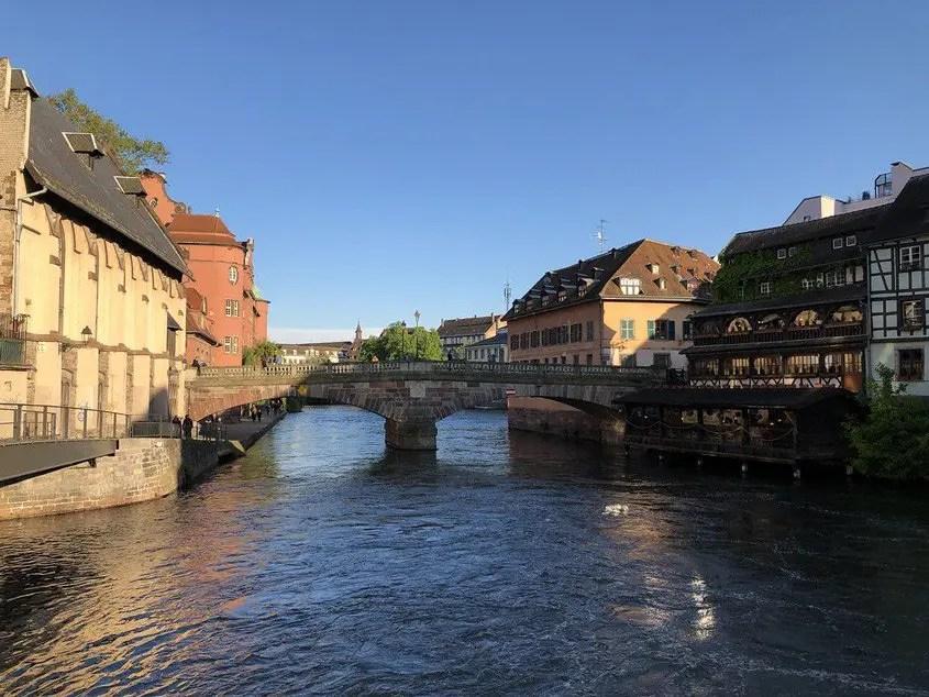 Strasburgo petit France