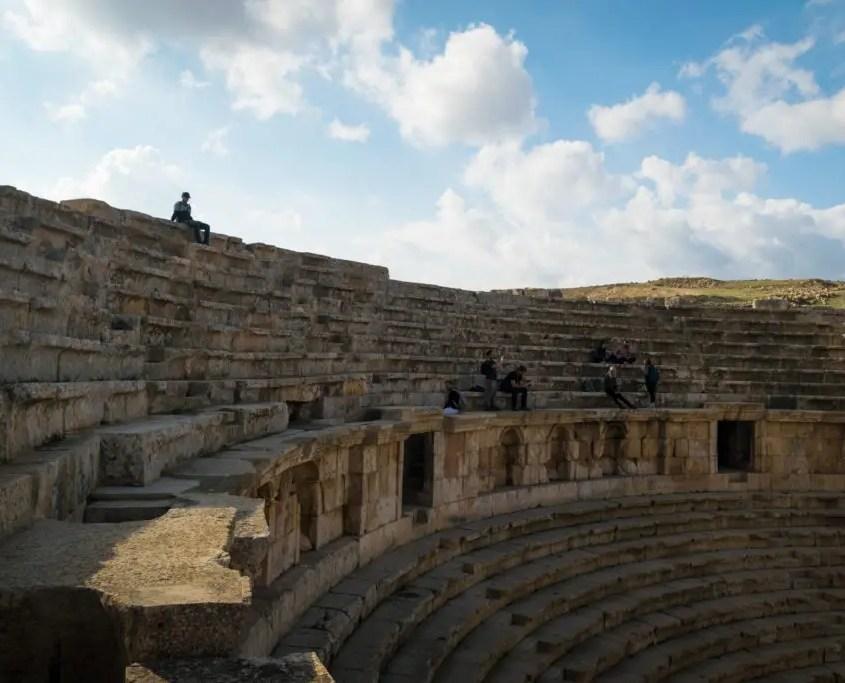 teatro romano Jerash