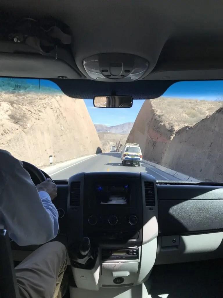 Spostamenti in Perù: tour privato
