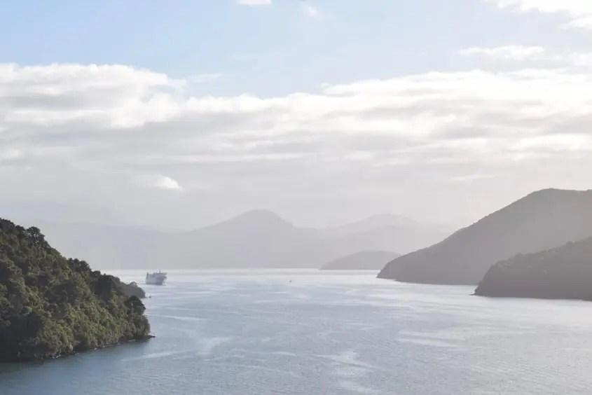 Traghetto Nuova Zelanda