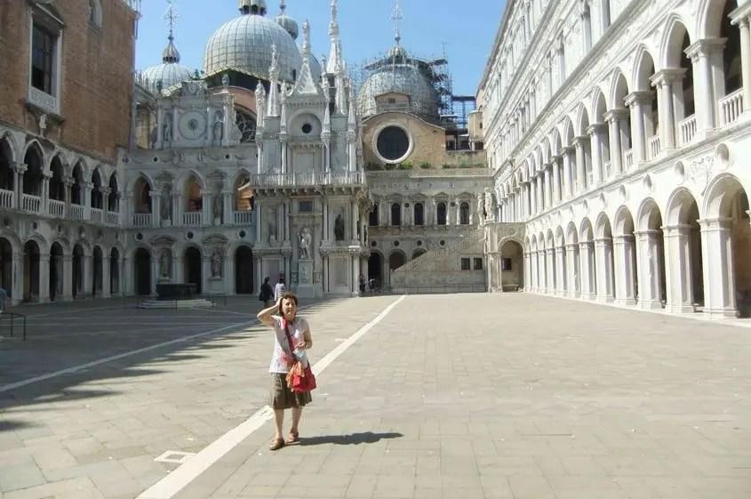 Venezia deserta